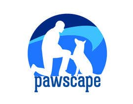 #23 for Design a Logo for Pawscape by DesignDock