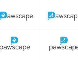 #24 for Design a Logo for Pawscape by duongdv