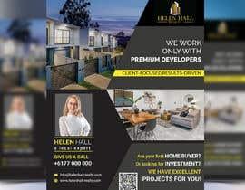 #363 cho Design flyer for real estate agent bởi liponrahman