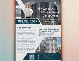 #683 cho Design flyer for real estate agent bởi athikjunayed1