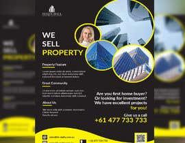 #508 cho Design flyer for real estate agent bởi Joy99Designer