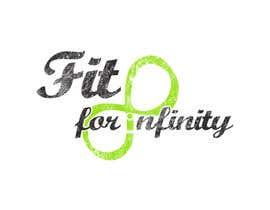Nro 381 kilpailuun Design a Logo for...Fit For Infinite käyttäjältä ramzes1927