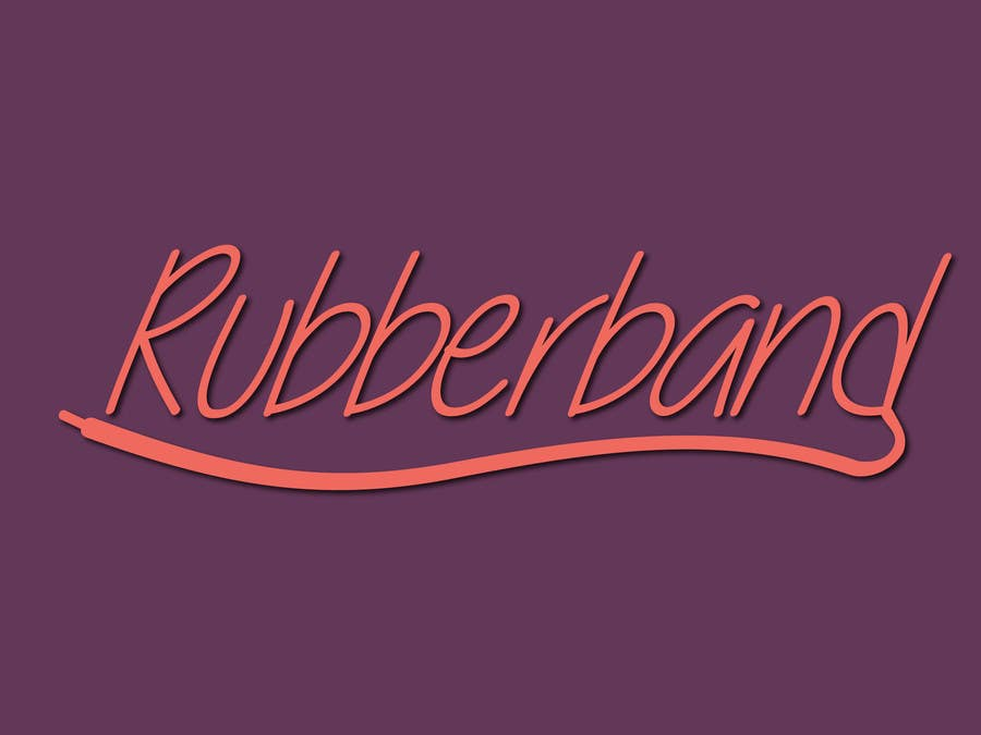 Contest Entry #                                        9                                      for                                         Design a Logo for Rubberband