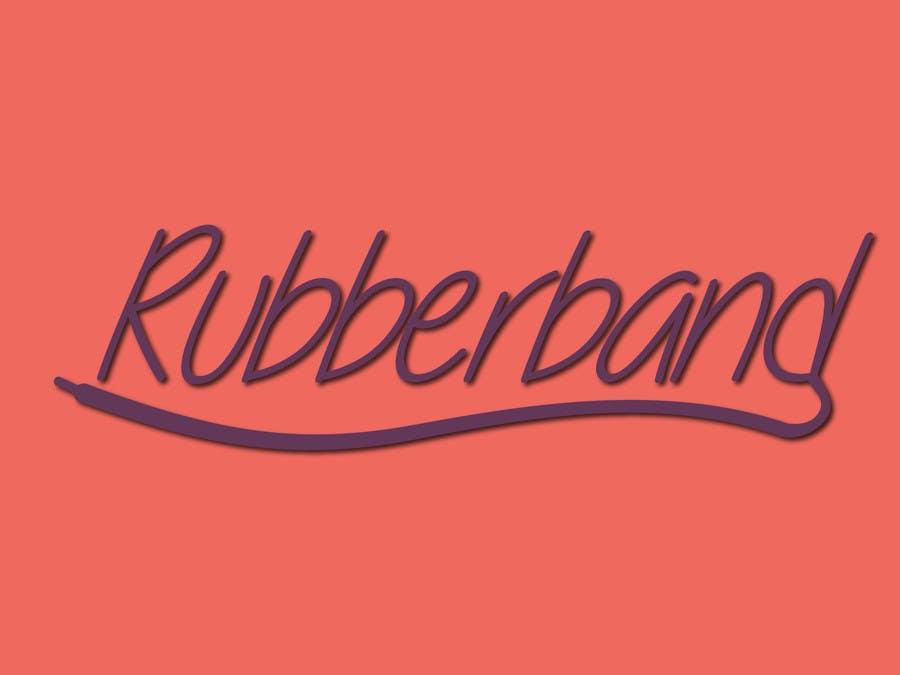 Kilpailutyö #10 kilpailussa Design a Logo for Rubberband
