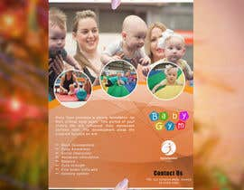 #43 para Baby Gym Program Marketing Material por stylishwork