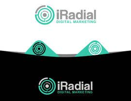 #64 for iRadial Logo Contest by lucianito78