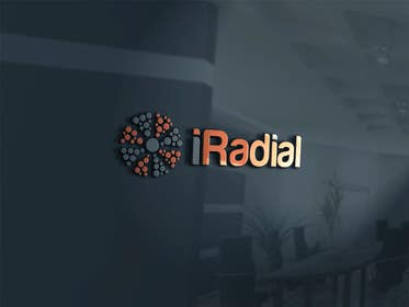 #98 for iRadial Logo Contest af thelionstuidos