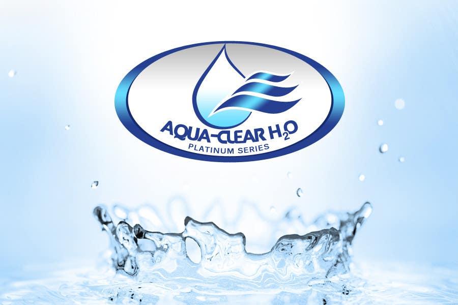 Contest Entry #                                        354                                      for                                         Logo Design for Aqua-Clear H2O