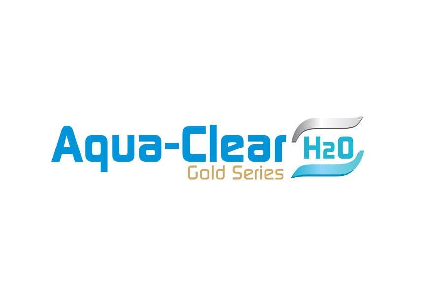 Конкурсная заявка №270 для Logo Design for Aqua-Clear H2O