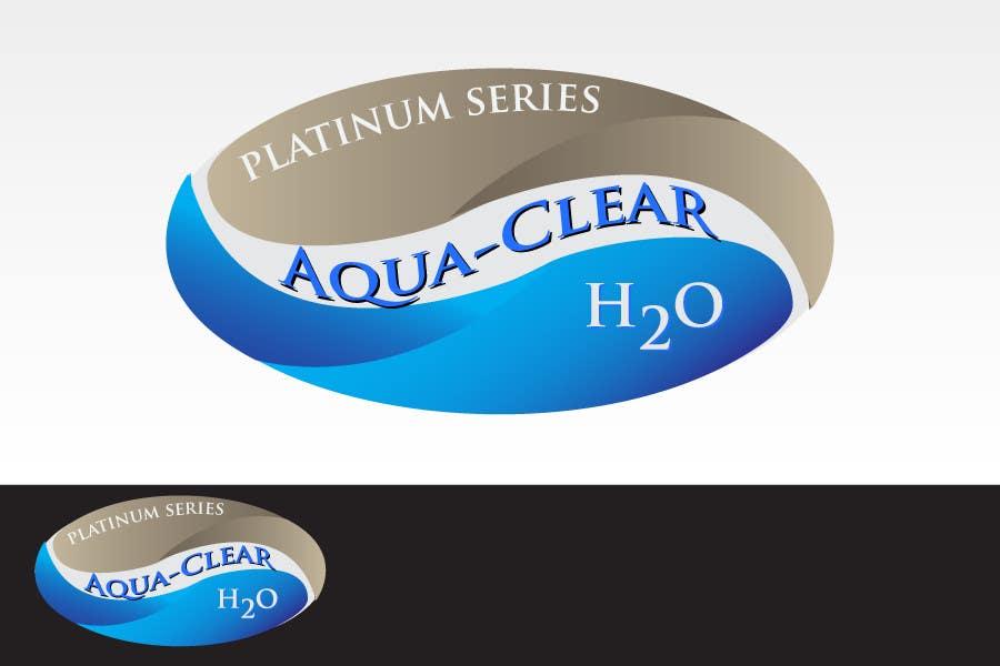 Contest Entry #367 for Logo Design for Aqua-Clear H2O