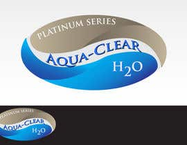#367 for Logo Design for Aqua-Clear H2O af pupster321