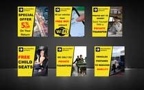 Graphic Design Contest Entry #35 for Design a Banner for  Taxi Pinheiro
