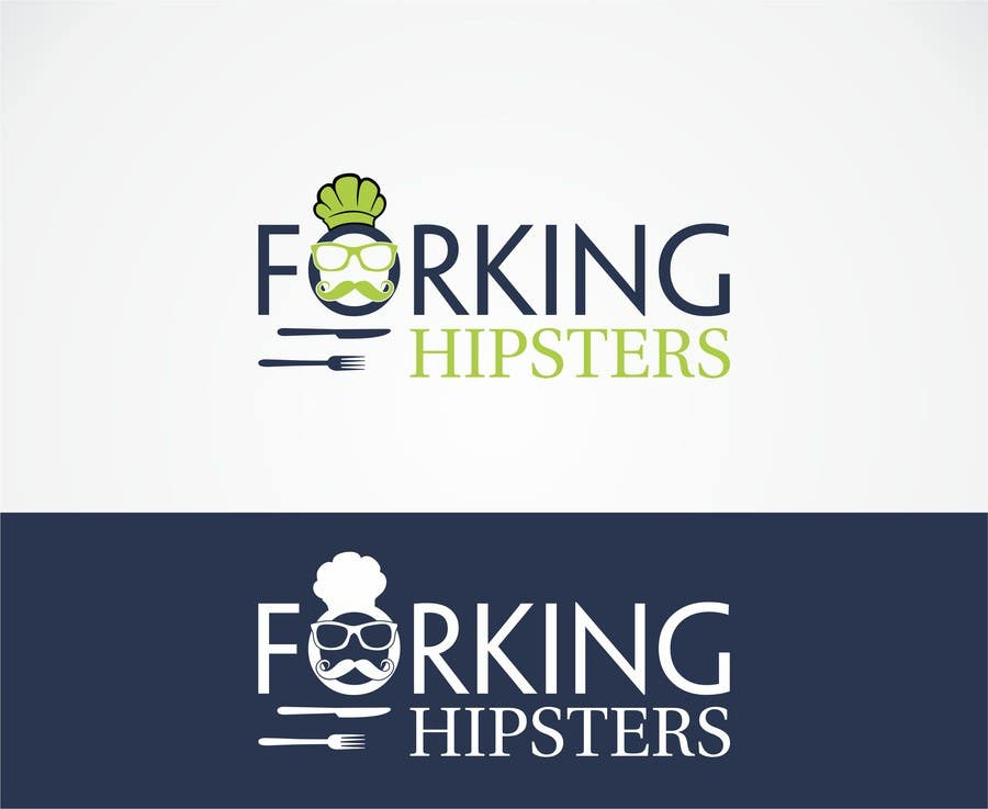 Proposition n°                                        25                                      du concours                                         Design a Logo for FOOD TV SHOW with hipster theme.