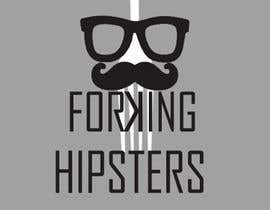 #15 for Design a Logo for FOOD TV SHOW with hipster theme. by preethyr