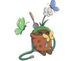 Nro 62 kilpailuun Drawing Contest - Draw a Gardening Golem! käyttäjältä LeonalMD