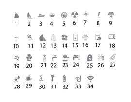 nº 3 pour Pictograms for a Boat Booking Website par iwebgal