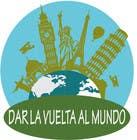 Diseñar un logotipo for Dar Vuelta Al Mundo için Graphic Design33 No.lu Yarışma Girdisi