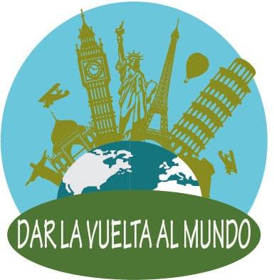 Konkurrenceindlæg #                                        33                                      for                                         Diseñar un logotipo for Dar Vuelta Al Mundo