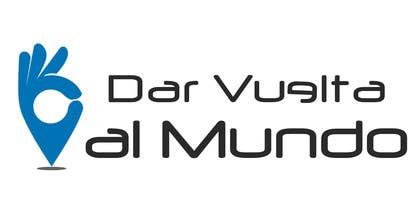 #81 untuk Diseñar un logotipo for Dar Vuelta Al Mundo oleh albertosemprun
