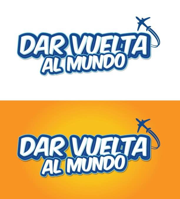 Konkurrenceindlæg #                                        1                                      for                                         Diseñar un logotipo for Dar Vuelta Al Mundo