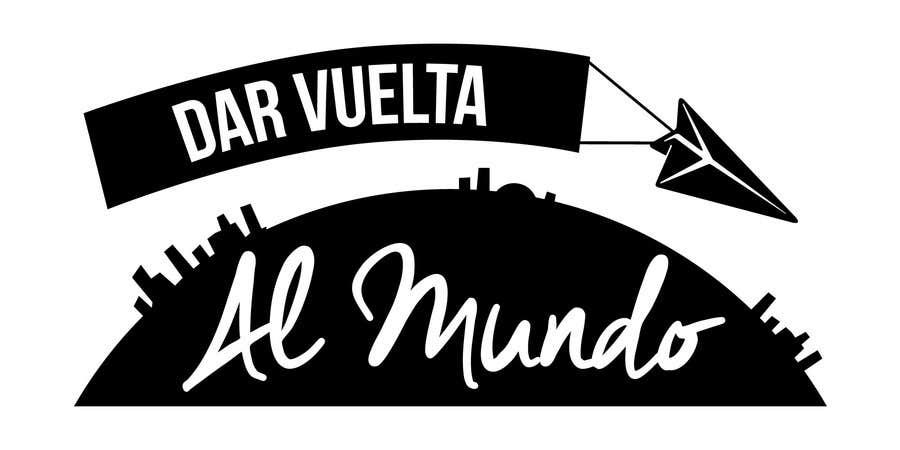 Konkurrenceindlæg #                                        5                                      for                                         Diseñar un logotipo for Dar Vuelta Al Mundo