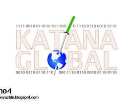 #29 for Design a Logo for Katana Global af mnrk