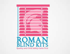 #17 for Design a Logo for romanblindkits.co.uk by ganjar23