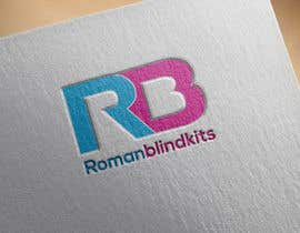 #12 cho Design a Logo for romanblindkits.co.uk bởi judithsongavker