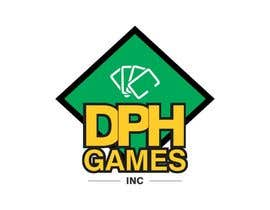 #31 cho Design a Logo for DPH Games Inc. bởi DCSWORLDWIDE