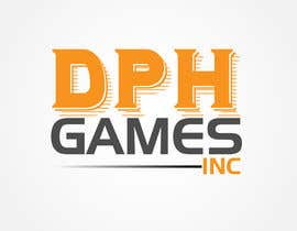 #18 for Design a Logo for DPH Games Inc. af satpalsood