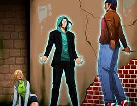 Nro 55 kilpailuun Illustrate a character (contest) käyttäjältä jasongcorre