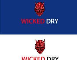 nº 205 pour Logo for a company called Wickeddry.com par akask202