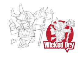 nº 206 pour Logo for a company called Wickeddry.com par MyPrints