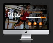 Graphic Design Konkurrenceindlæg #22 for Design a Website Mockup for Fitness Business