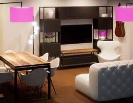 SsArchInt tarafından Living room interior design için no 27