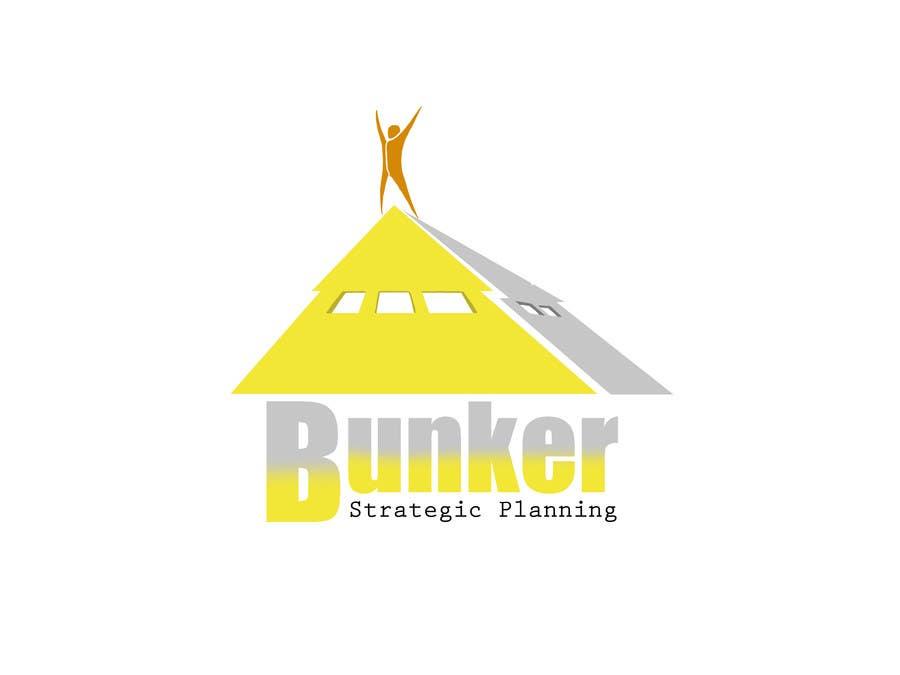Penyertaan Peraduan #15 untuk Design a Logo for BUNKER
