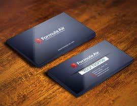 #10 for Formula Air businesscards! af IllusionG