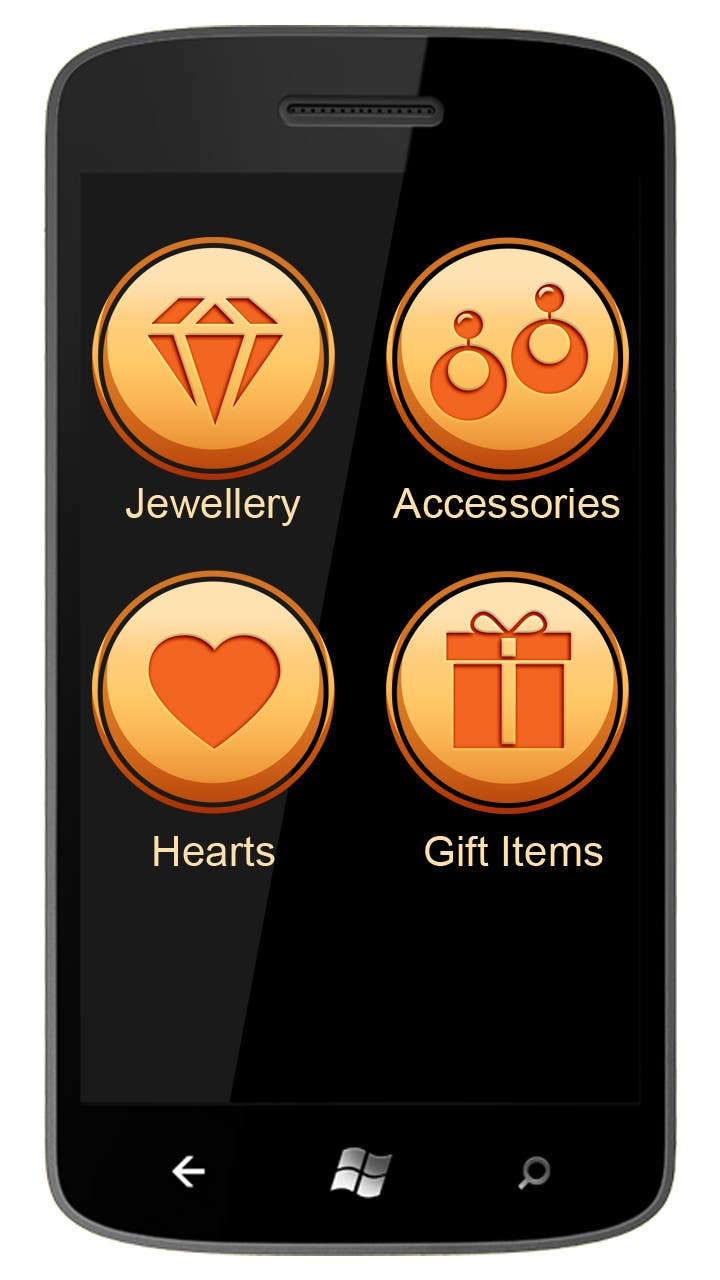 Contest Entry #                                        12                                      for                                         Design some Icons for Wholesale Crystal Website