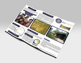 #8 for Redesign our current brochures into one tri-fold brochure af sixthsensebd