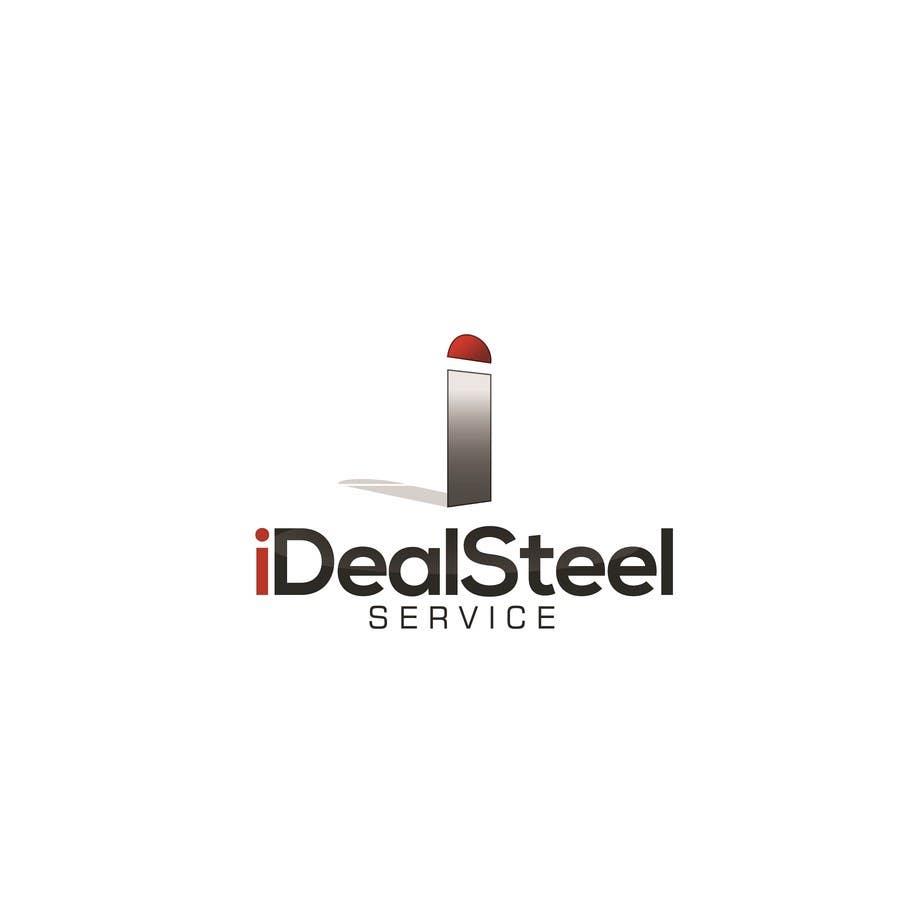 Konkurrenceindlæg #74 for Design a Logo for iDealSteel Services