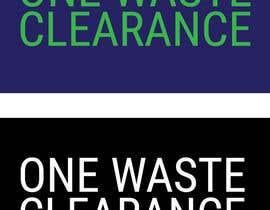 Nro 14 kilpailuun Design a Logo for a construction and waste clearance company käyttäjältä ahsandesigns