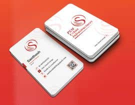 #129 for Business Card Design by Academydream