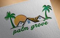 Graphic Design Konkurrenceindlæg #96 for Design a Logo for Palm Groove