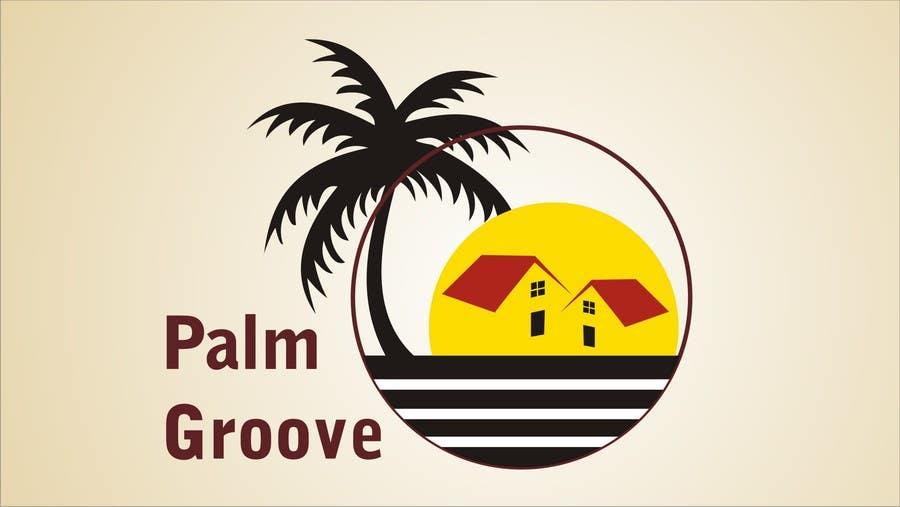 Konkurrenceindlæg #                                        21                                      for                                         Design a Logo for Palm Groove