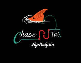 #14 for Tshirt for a fishing company, Chase-N-tail by adhikery