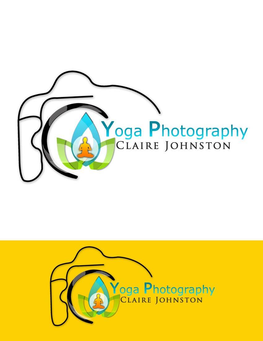 Kilpailutyö #111 kilpailussa Design a Logo for Yoga Photography