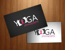 #189 for Design a Logo for Yoga Photography by naseefvk00