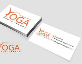 #164 for Design a Logo for Yoga Photography by francidesigns