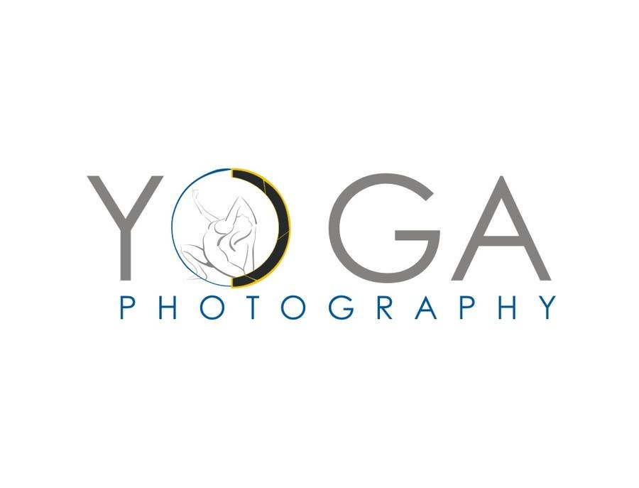 Kilpailutyö #156 kilpailussa Design a Logo for Yoga Photography