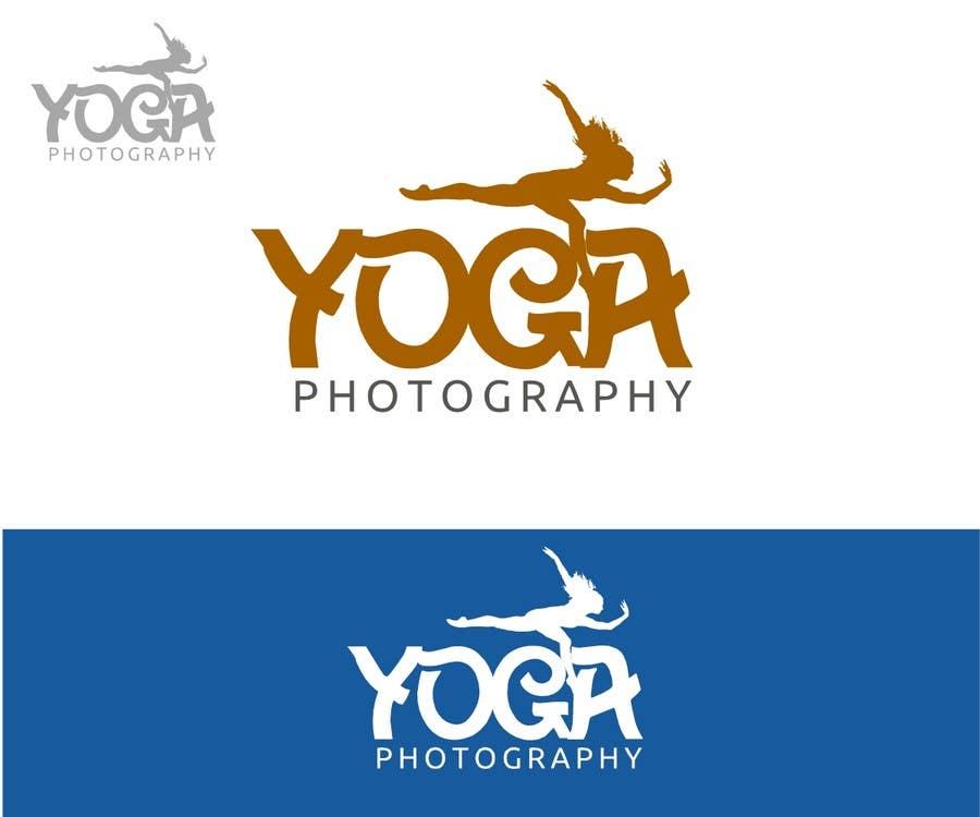 Kilpailutyö #152 kilpailussa Design a Logo for Yoga Photography